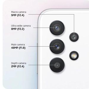 گوشی موبایل سامسونگ مدل Galaxy A32 5G دو سیمکارت ظرفیت 128 گیگابایت -  فروشگاه تی گنج